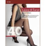 Колготки LAURA DI SARPI 40 den Nero 2