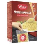 Крупа пшеничная УВЕЛКА в пакетиках, 8х50г