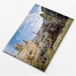 Альбом для рисования ПОЛИГРАФИКА 40 листов на склейке, 120г/м