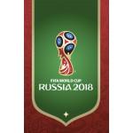 Блокнот чемпионат мира по футболу HATBER А7 2018 FIFA World Cup™, 48 л