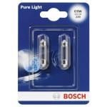 Лампа автомобильная BOSCH C5W стандарт