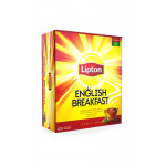 Чай LIPTON English Breakfast черный, 100х2г