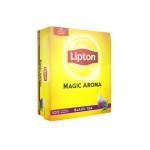 Чай черный LIPTON Magic Aroma пакетированный, 100х2г