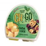 Сырная тарелка CH and GO Gouda+Mix, 115 г