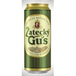 Пиво ZATECKY GUS светлое, 0,45л