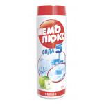 Чистящий порошок ПЕМОЛЮКС Яблоко, 480г