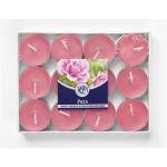 Свечи чайные РСМ Роза, 24 шт.