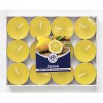 Свечи чайные РСМ Лимон, 24 шт.