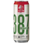 Пиво 387 Особая варка в железной банке, 0.45 л