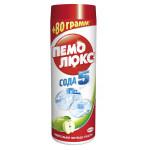 Чистящий порошок ПЕМОЛЮКС Лимон, 400 г