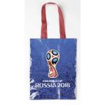 Сумка для покупок 2018 FIFA World Cup™ Голубая полипропилен 20 кг, 35*46*25 см