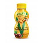 Йогурт питьевой VELLE био-овсяный дикая вишня, 250г