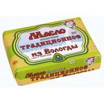 Масло сливочное ИЗ ВОЛОГДЫ Традиционное  82,5%, 180г