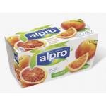 Десерт соевый ALPRO со вкусом красного апельсина, 2*125 г