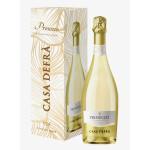 Вино игристое CASA DEFRA Prosecco белое брют в п/у, 0,75 л