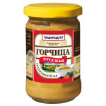 Горчица ГЛАВПРОДУКТ Русская, 170 г