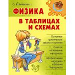 Книга ФИЗИКА В ТАБЛИЦАХ И СХЕМАХ 6+