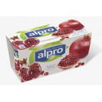 Десерт соевый ALPRO со вкусом граната, 2*125 г