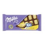 Шоколад MILKA TUC Сэндвич, 87 г