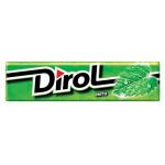 Жевательная резинка DIROL арбузная свежесть, 13,6г