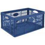 Ящик складной голубой ARO, 32 л