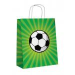 Эко сумка Футбол, 25*32*11 см
