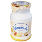 Йогурт LANDLIEBE с персиком и маракуйей, 150 г