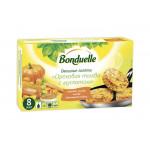 Галеты овощные BONDUELLE Ореховая тыква, 300г