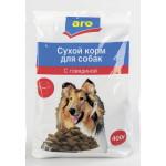 Корм сухой для собак ARO с говядиной, 400 г