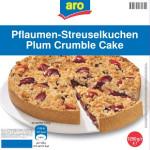 Сливововый пирог ARO, 1,25 кг