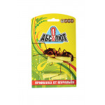 Приманка от муравьев АБСОЛЮТ, 4 капсулы