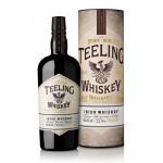 Виски TEELING Irish Blend в подарочной упаковке, 0,7л