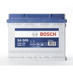 Автомобильный аккумулятор BOSCH прямого питания, 60 A/ч