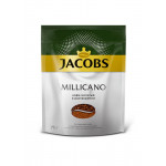 Кофе JACOBS Monarch Millicano молотый в растворимом, 75г
