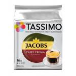 Кофе в капсулах TASSIMO Caffe Crema, 16 шт