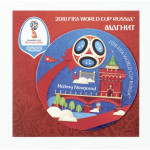 Магнит виниловый 2018 FIFA World Cup™ Нижний Новгород