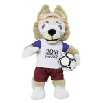 Мягкая игрушка 2018 FIFA World Cup™ Забивака™, 40 см