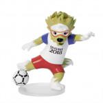 Фигурка 2018 FIFA World Cup™ Забивака™ Kicking/Header в подарочной упаковке, 9 см