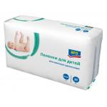 Пеленки для детей ARO 60*60 см одноразовые в упаковке, 30 шт
