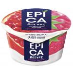 Йогурт EPICA Гранат и малина, 130 г
