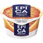 Йогурт EPICA Красный апельсин, 130 г