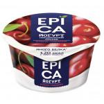 Йогурт EPICA Вишня-черешня, 130 г