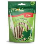 Лакомство для собак TRIOL Сытный сендвич с уткой, 70 г