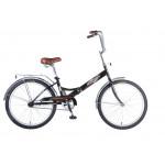 Велосипед складной NOVATRACK, 24 дюйма