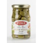 Оливки IPOSEA с перцем, 290 г