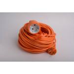 Удлинитель сетевой ELECTRALINE 1 розетка, 40м