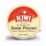 Крем для обуви KIWI бесцветный, 50мл