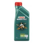 Моторное масло синтетическое CASTROL MAGNATEC 10W-40, 1л