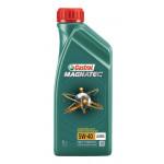 Моторное масло синтетическое CASTROL MAGNATEC 5W-40, 1л