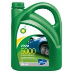 Моторное масло синтетическое BP Visco 5000 5W-40, 4л